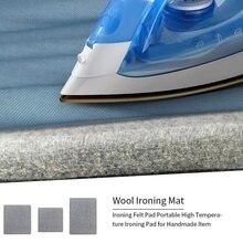 Hause Liefert Hohe Temperatur Bügelbrett Filz Drücken Matte Bügeln Pad Fühlte Bügelbrett Filz Drücken Matte