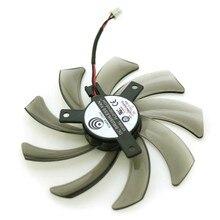 Pld10010s12h 12v 0.30a 95mm 2pin ventilador vga para gigabyte geforce gtx 660 600 7750 ti placa gráfica ventilador de refrigeração