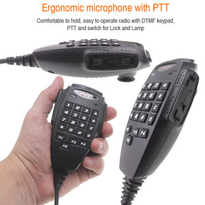 Image 5 - 2005A TYT TH 9800 Plus Walkie Talkie 50W Car Mobile Radio Station Quad Band 29/50/144/430MHz Dual Display Scrambler TH9800