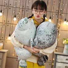 Seal Plush Pillow