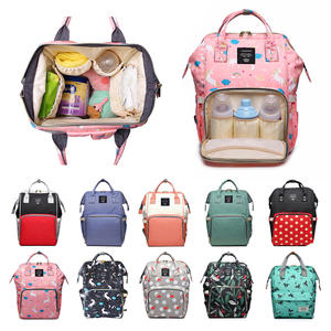 Travel-Backpack Maternity-Nappy-Bag Large-Capacity Mummy Fashion STAR WITH Loading Children's-Goods