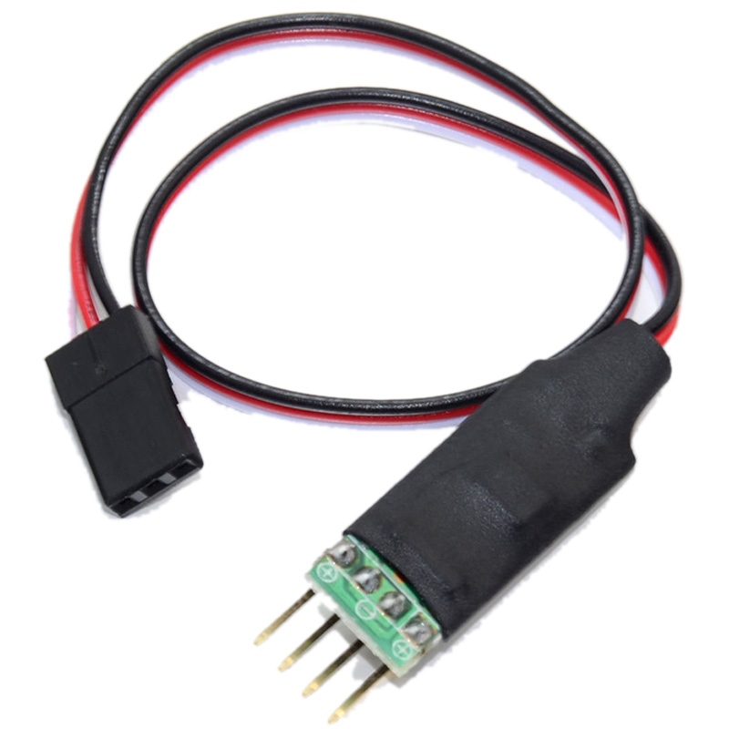 Remote Control Switch Board CH3 Light Control Module For The Model RC Car Light Lamp Plug And Play