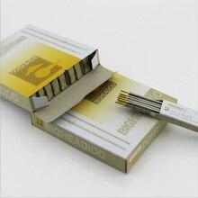 Bigheadioo mercúrio caneta linha de roupas posição ouro prata recarga ideal para escrever em couro marcador metálico caneta mágica recarga