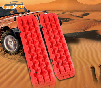 10T 20T Recovery Track Offroad Snow Sand Track Mud Trax Self Rescue Anti Skiding Plate Muddy Sand Traction Assistance
