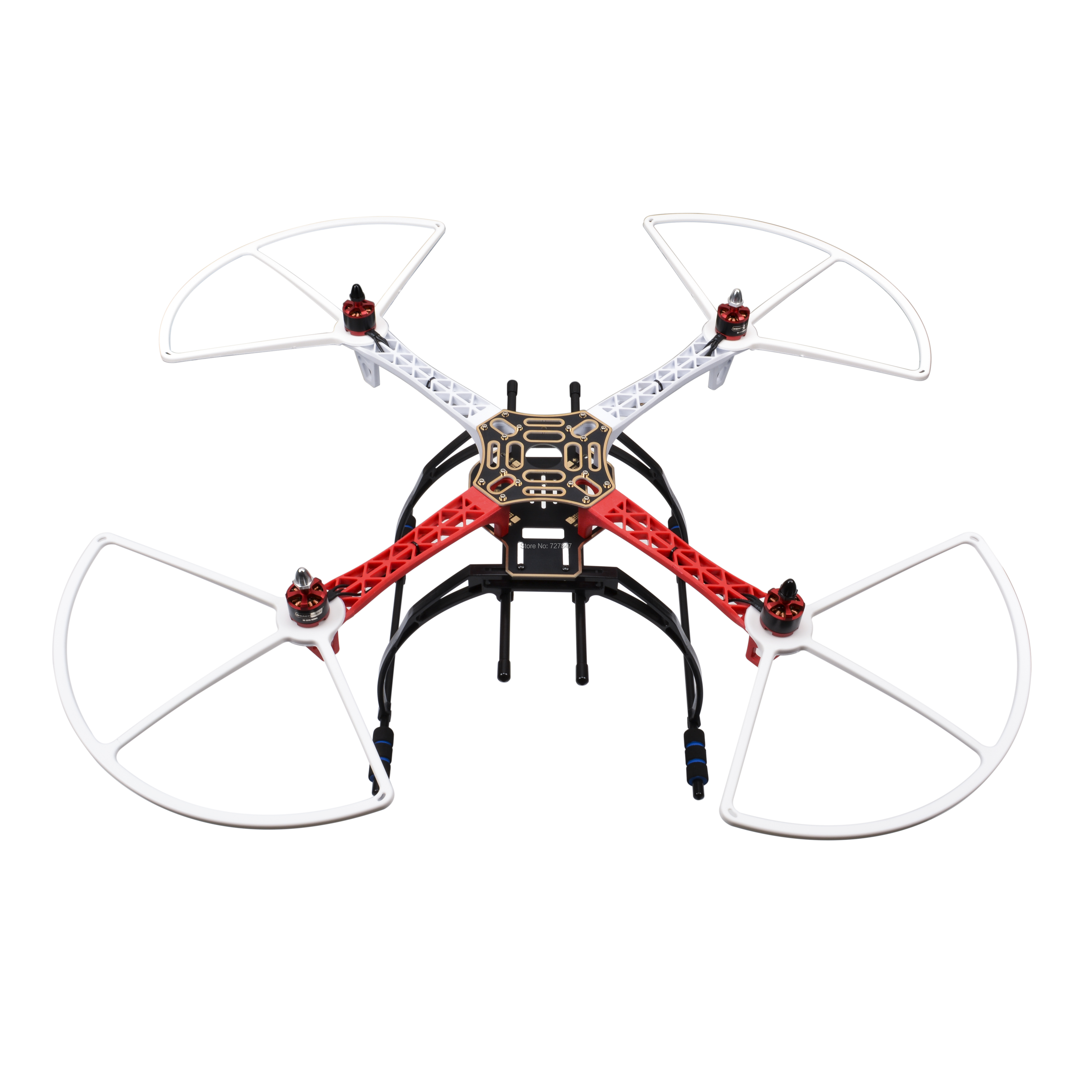 F450 Drone 450mm Frame W/ Landing Gear Propeller Protective Guard For RC MWC 4 Axis RC Multicopter Quadcopter Heli Multi-Rotor