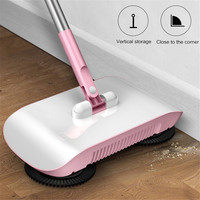 Odkurzacz-barredora de mano para el hogar, herramienta de limpieza Multicolor para barrer y fregar