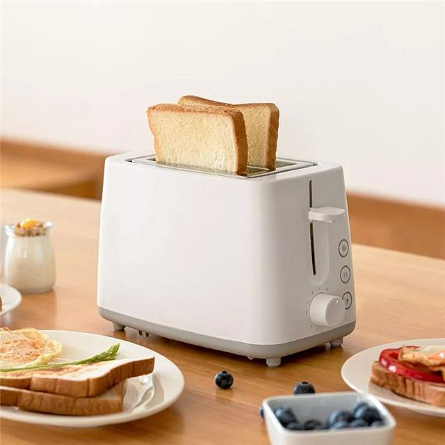 750W Fast Toaster Bread Maker Toast Machine Breakfast Machine Mini Maker Double Side Baking for Home 1