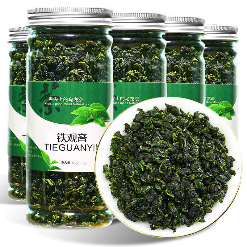 China Fujian Anxi Tieg'uanyin New Tea Orchid Oolong Tea For Remove Bad Breath Eliminate Liver Toxicity