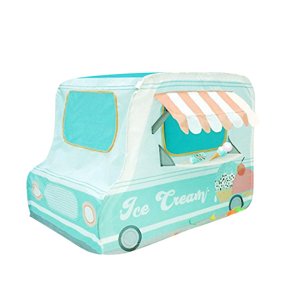 Indoor Tent Pop-up Children's Tent Toy House Baby Car Play House Portable Foldable Toy Car Tent Baby Room House Gift For Kid