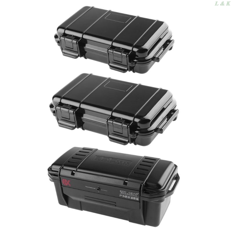 Waterproof Shockproof Box Phone Electronic Gadgets Airtight Outdoor Case U50A
