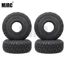 MJRC 1.9-inch 118mm rubber banden voor Traxxas 1/10 rock track Redcat SCX10 II axiale 90046 90047 trx-4 RC4WD d90 d110 TF2 RC auto(China)