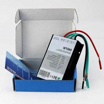 0-600W 12/24V Auto IP67 Waterproof Wind Turbine Generator Charge Controller Wind Power Generator Regulator Wind Controller