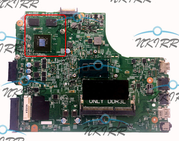 Cedar Intel MB 13269-1 FX3MC V162V CHXGJ I7 DDR3L 820M 2G motherboard for Dell Inspiron 15 3542 3543 14 3442 3443 17 5748 5749