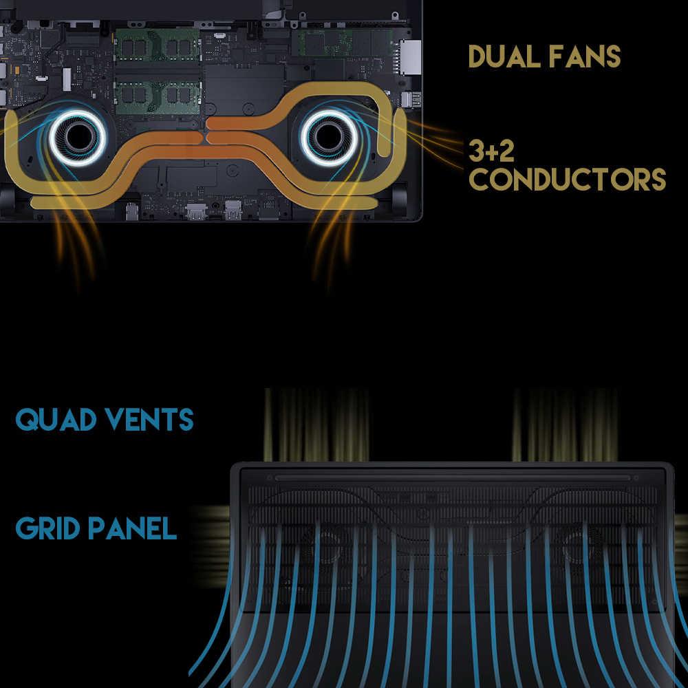 حاسوب محمول للألعاب موديل 2019 من شاومي Mi يعمل بنظام تشغيل Windows 10 ومعالج Intel Core i7 - 9750H وذاكرة وصول عشوائي 16 جيجابايت وذاكرة قراءة فقط 512 جيجابايت ومحرك أقراص ثابتة HDMI يعمل بالبلوتوث من النوع C