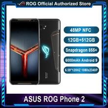 Asus ROG teléfono 2 teléfono móvil 6,59