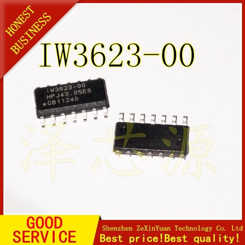 10PCS/LOT IW3623-00 IW3623 SOP-14 New Original
