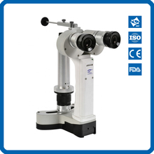 optical and ophthalmic handheld LED portable Slit lamp microscope ML-5S1