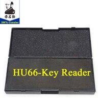 Genuine HU66 Key Reader locksmith Tool HU66 Lishi tool with Read directly function|Car Key|   -