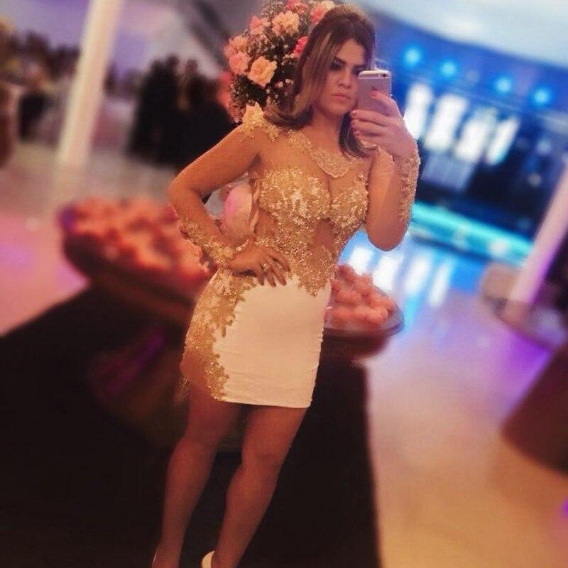 Cocktail Homecoming Dresses Short Prom Evening Formal Dress Long Party Gown 2019 Vestidos De Gala  Elegantes Robe De Soiree