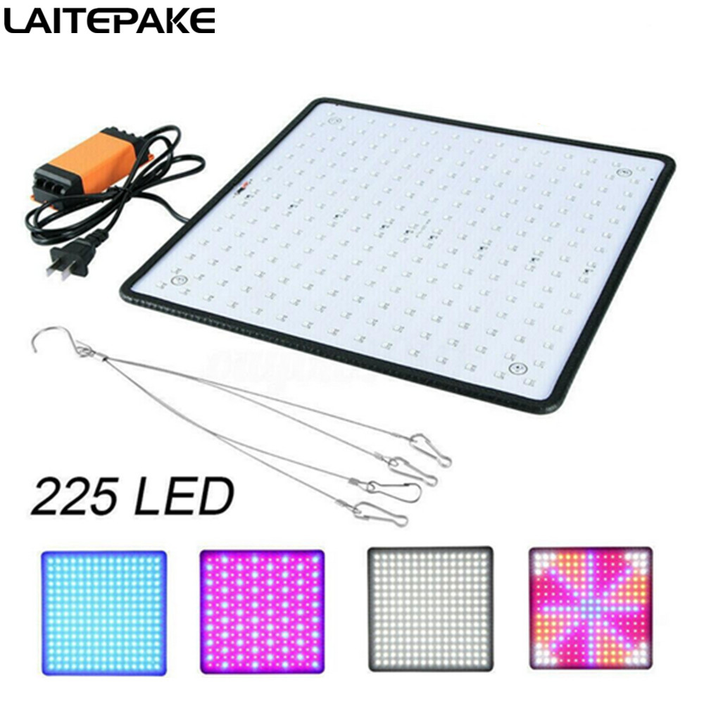 1/2/3 Pcs LED Grow Light  255 Samsung Chips For Plants  Phyto Lamp Fitolampy Indoor Herbs Light For Grow Tent Box