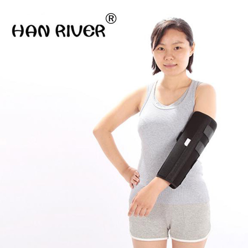 "HANRIVER ""Hemiplegia rehabilitation equipment elbow arm with a fixed splint correct upper limb spasm elbow splint """