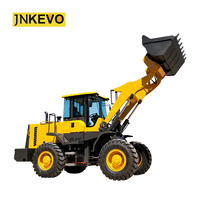 Earth Moving Machine ZL938 3ton Wheel Loader with ZF Transmission