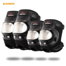 WOSAWE Motorcycle Knee Protector Downhill Protective Gear Guard Off Road MTB Hockey Roller Snowboard Ski Elbow Protection Pad