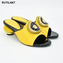 Nowe włoskie buty na obcasie jesienne pantofle na ślub 2020 seksowne buty na koturnach włoskie damskie buty ślubne wysokiej jakości