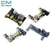 MB 102 MB102 MB-102 Micro Mini USB Solderless BreadBoard Bread Borad Power Supply For Arduino DC 3.3V 5V Module DIY KIT