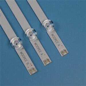 Image 4 - TV LED Backlight Strip For LG 32LB565V 32LB570V 32LB572V LED Strip Kit Bars Ruler For LG 32LB580V 32LB582V Lamps Band LED Matrix