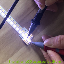 2pcs LED 72 נוריות עבור Samsung 46 2011SVS46 FHD 5K6K ימין + שמאל JVG4 460SMB R1 BN64 01644A UE46D5000 UE46D6000 UN46D6000