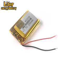 Tablet PC battery capacity 402030 3.7V 200MAH Universal Li-ion battery for tablet pc  Mp3 MP4 MP5 GPS mobile bluetooth