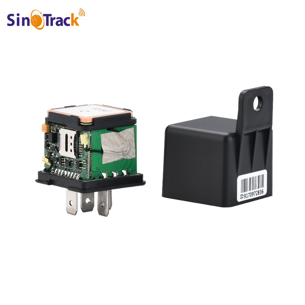 Traqueur GPS de voiture dispositif de relais de suivi de ST-907 localisateur GSM contrôle à distance surveillance antivol système d'huile coupée avec APP gratuite
