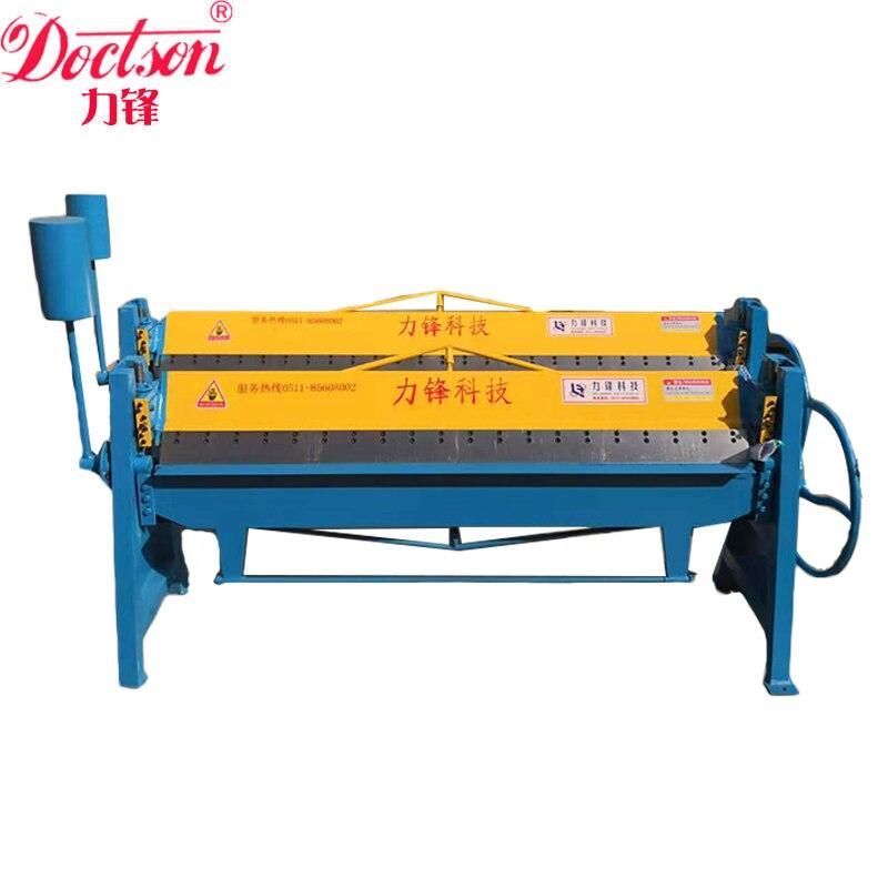 Manual and TDF folding edge machine,Thin sheet metal bending machine,Manual bending edge machine