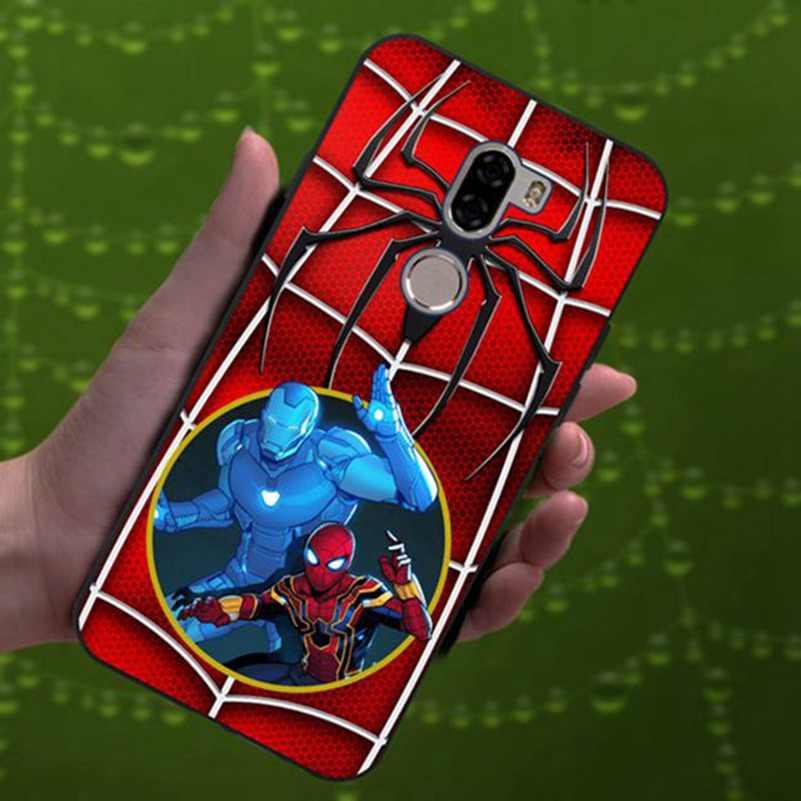 Mutouniao ספיידרמן 6 רך TPU Case כיסוי עבור Samsung Galaxy J2 J5 J7 J8 ראש A10 A30 A40 A50 A60 a70 A2 A20e Core