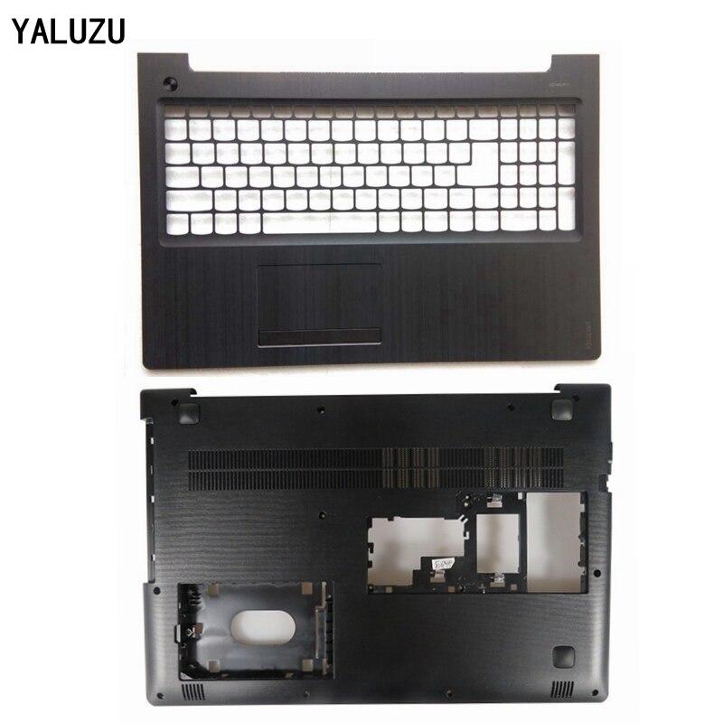 YALUZU New For Lenovo Ideapad 510-15 510-15ISK 510-15IKB 310-15 310-15ISK 310-15ABR Lower Laptop Bottom Case Cover AP10T000C00