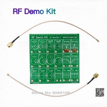 RF Demo Kit NanoVNA RF Test Board Vector Test Filter Verzwakker