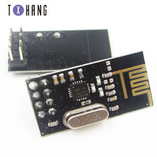 NRF24l01 24l01 Upgrade Version Wireless Transceiver NRF24L01+ 2.4GHz Antenna Module For Microcontroll for arduino DIY Kit tenying s1 1mw wire antenna zigbee data transmission module for arduino deep blue
