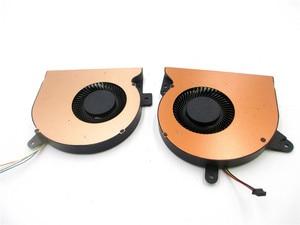 New CPU+GPU Cooling Fan For ASUS ROG G752 G752V G752VY G752VT G752VL Laptop Cooler MF75090V1-C520-S9A MF75090V1-C510-S9A(China)