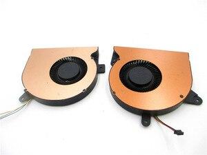 Nuevo CPU + GPU ventilador de refrigeración para ASUS ROG G752 G752V G752VY G752VT G752VL portátil refrigerador MF75090V1-C520-S9A MF75090V1-C510-S9A