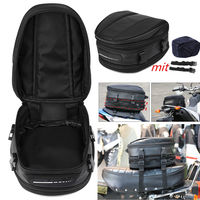 Motorcycle Dual Sport Bag Fuel Tank Top Case Tool Luggage Backpack 7.5L~10L