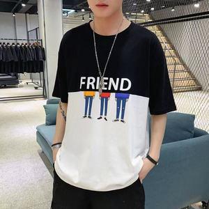 Camiseta masculina clássica bonito M-5XL camiseta booba brawl orly impresso de manga curta
