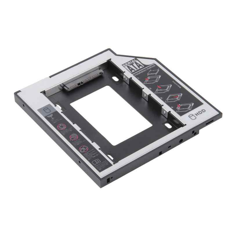 12.7mm SATA 2nd HDD SSD Caddy Thay Thế Cho ThinkPad E420 E425 E430 L410 Dell N4010 N4030 Cho sony EA100