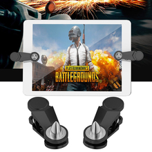New PUBG Mobile Control for Ipad Tablet Cell Phone Gamepad Trigger Fire Button L1R1 Shooter Controller Joystick for IOS Android