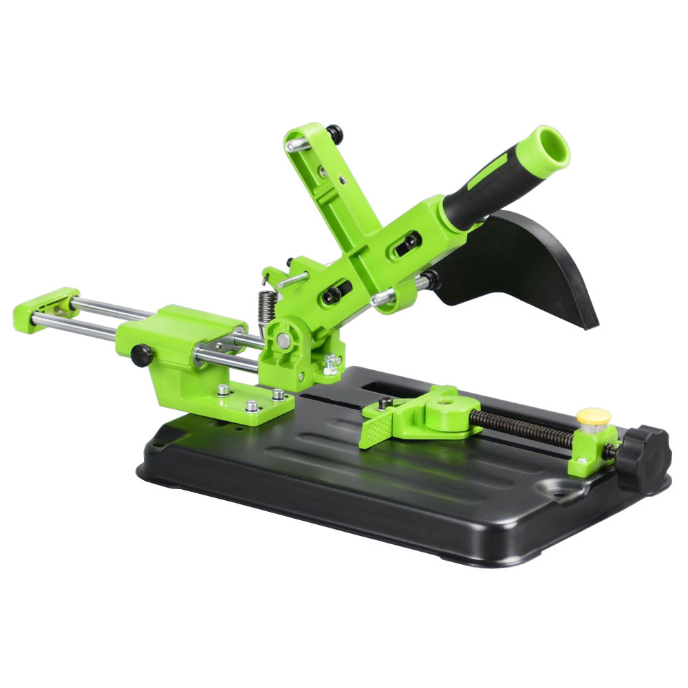 Angle Grinder Stand Angle Grinder Holder Woodworking Tool DIY Cut Stand Grinder Support Dremel Power Tools Accessories