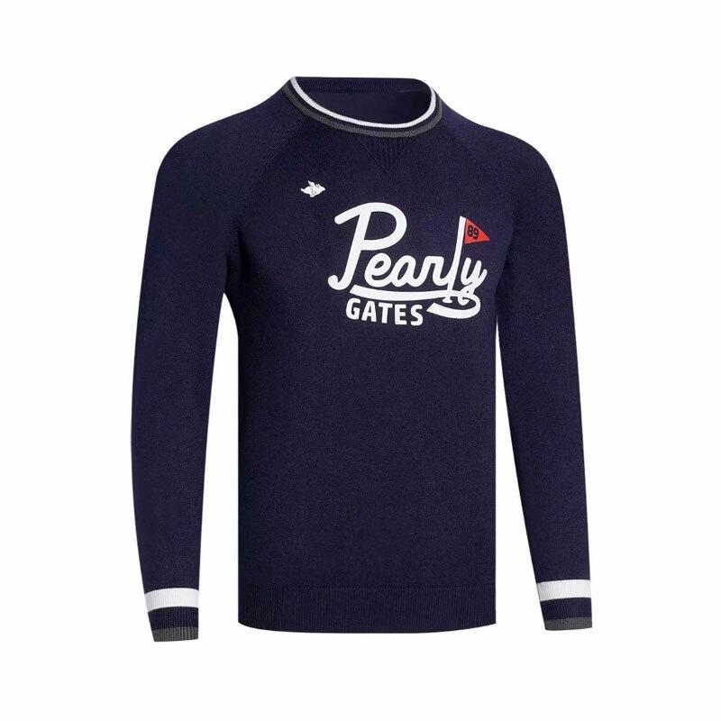 Nwe chandail de Golf complet printemps et automne PG chandail de Golf manches complètes anti-boulochage T-Shirt de Golf complet Cooyute livraison gratuite