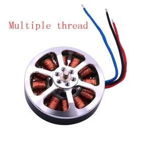 Image 5 - Venda quente 6 pces 5008 kv400/kv335 brushless outrunner motor cw/ccw rc zangão acessórios