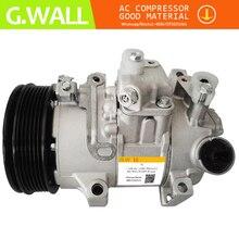 6SEU14C auto ac compressor for Toyota Corolla 2008-2011 4447260-1493 447260-1494 447260-1495 447260-1496
