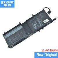 JIGU Original 01D82 9NJM1 MG2YH Laptop Battery For Dell Alienware 17 R4 ALW17C D1738 ALW17C D1748 D1758 D1848 D2358 11.4V 99WH