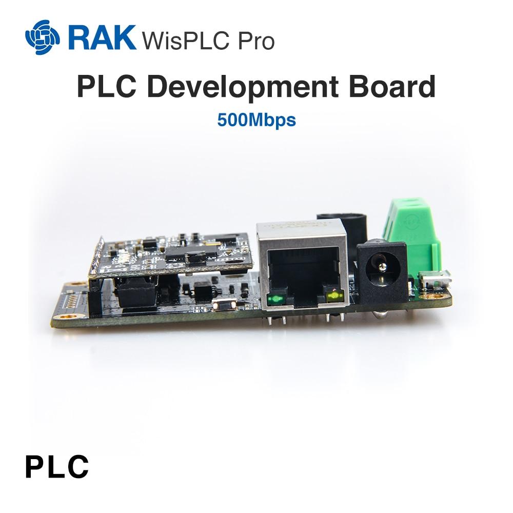 Image 5 - Placa de desarrollo wispcc Pro, módulo PLC, línea de alimentación/par trenzado/Interfaz Ethernet  500 Mbps, adaptador de red de soporteboard boardline powerboard module -